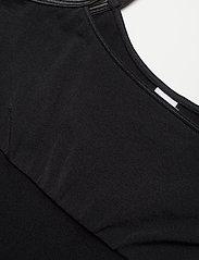Wolford - Op.Nat. Forming String Body - bodies & slips - black - 2