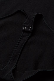 Wolford - Viscose String Body - bodies - black - 2