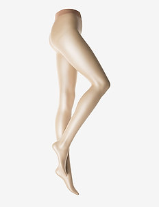 Nude 8 Tights - basic strompebukser - gobi