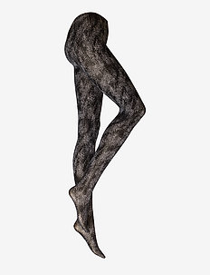 Speckles Tights - BLACK/MINIREPTILE