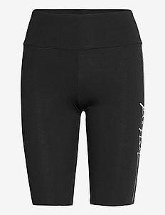 Logo Script Biker - cycling shorts - black/white