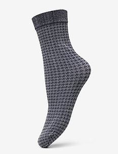 Leslie Socks - ankelstrumpor - navy opal/ash