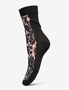 Diana Socks - socken - white/black
