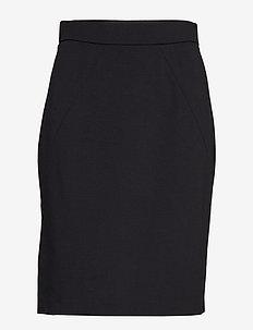 Paris Skirt - midihameet - black