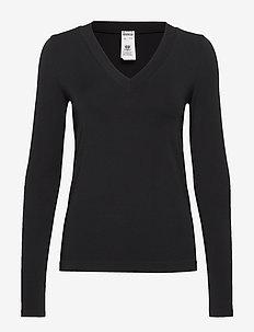Aurora Pullover - tröjor - black