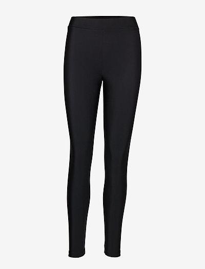 Scuba Leggings - leggings - black