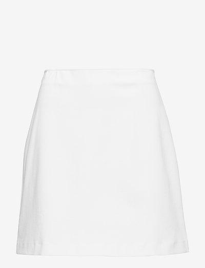 Baily Skirt - kurze röcke - white