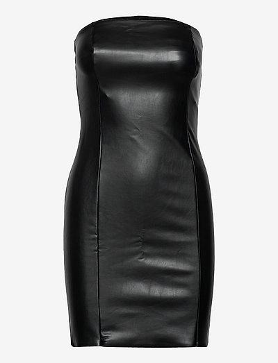 Jo Dress - stramme kjoler - black