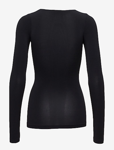 Wolford Buenos Aires Pullover- T-paidat & Topit Black