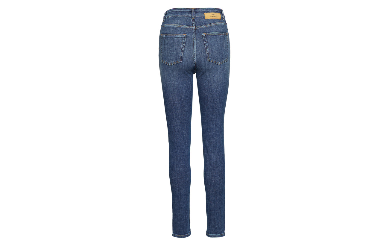 Lycra Won Marilyn Hundred Polyester Blue Light A 94 Favourite 1 5 Coton rqrwgPx45