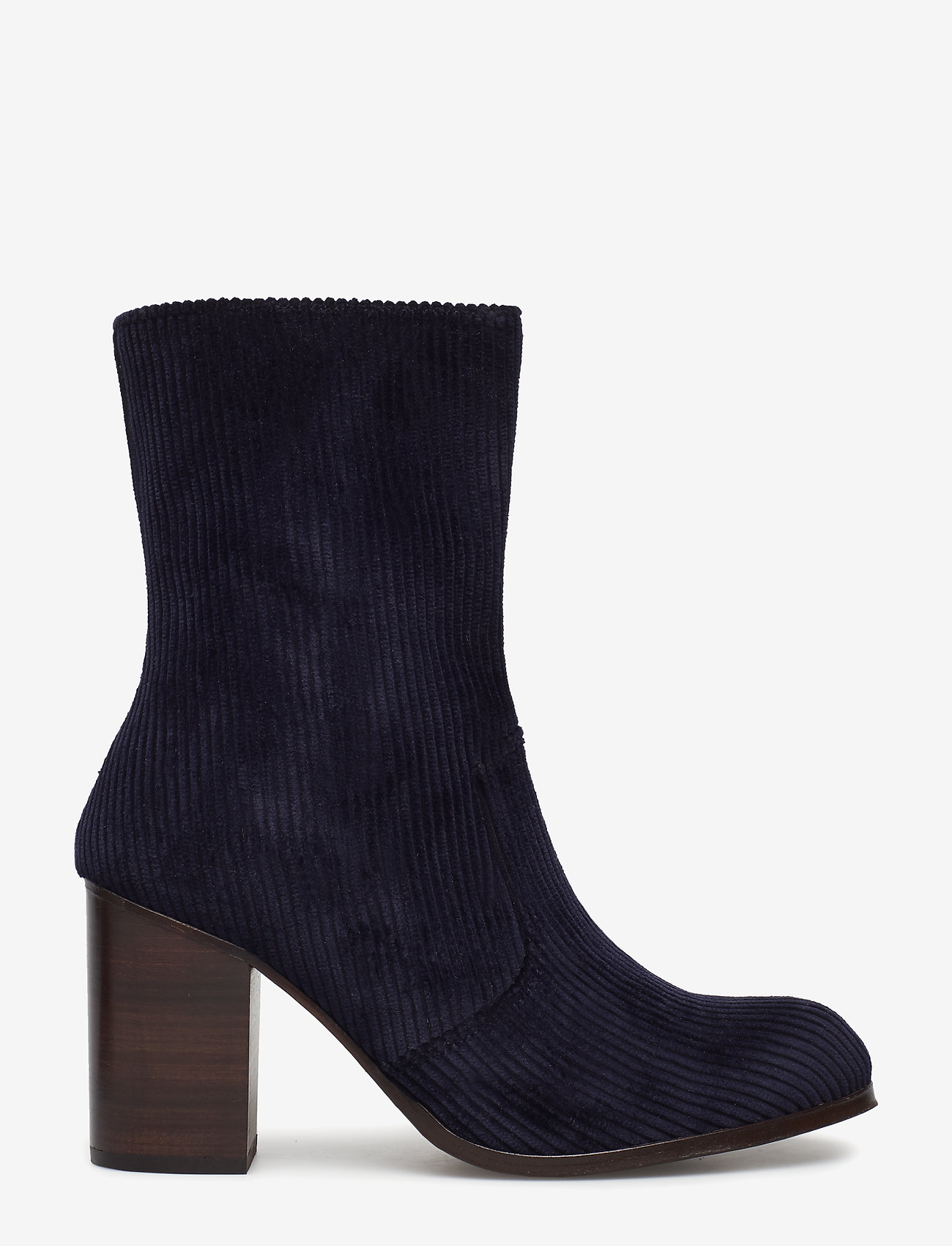 Won Hundred - MARIT - ankle boots with heel - shoe colour dark blue
