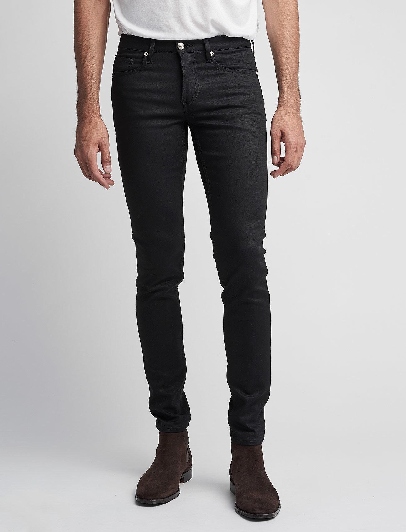 Won Hundred - SHADY_A_STAY BLACK - slim jeans - black - 0