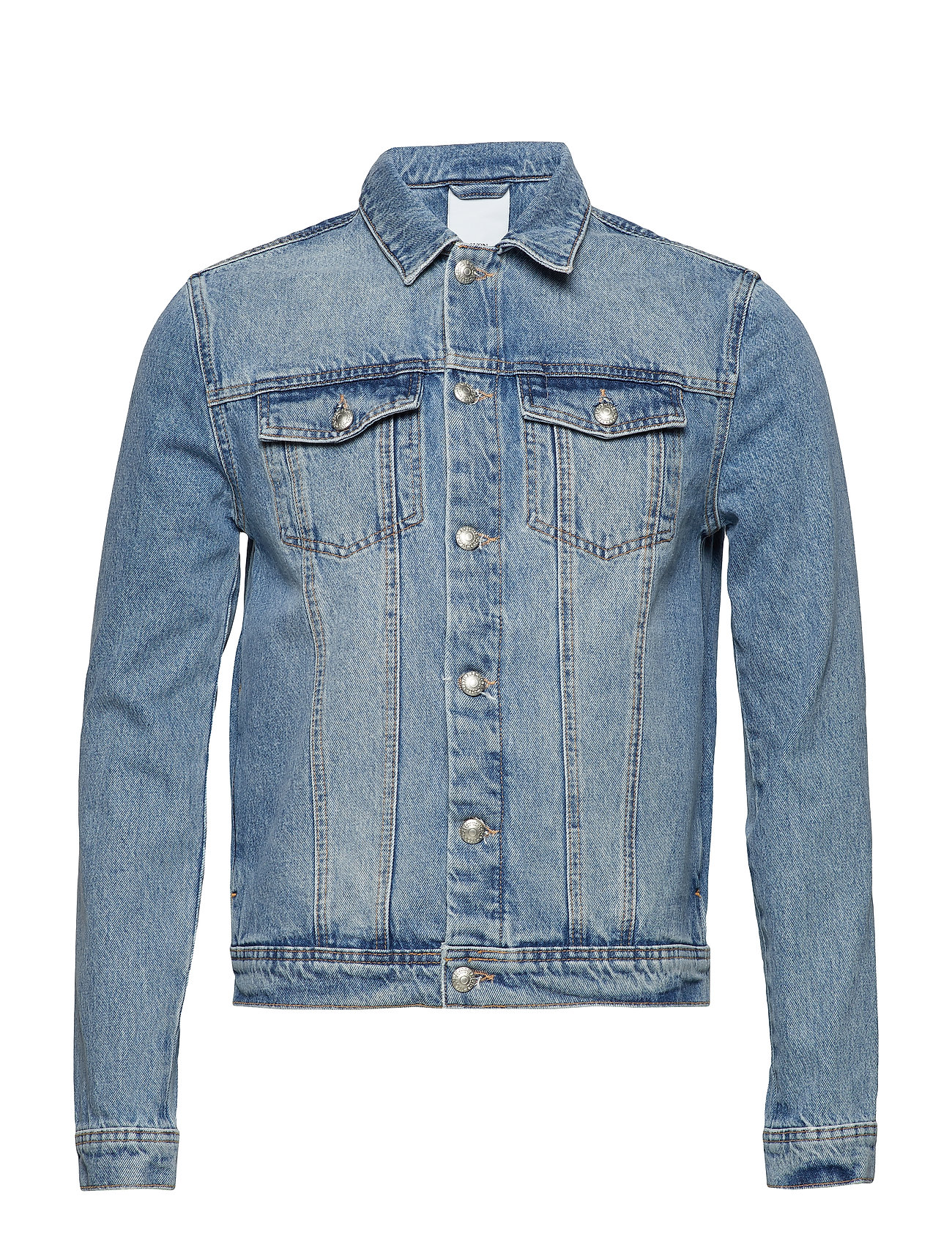 Won Hundred Fourteen Distressed Bue - DISTRESSED BLUE