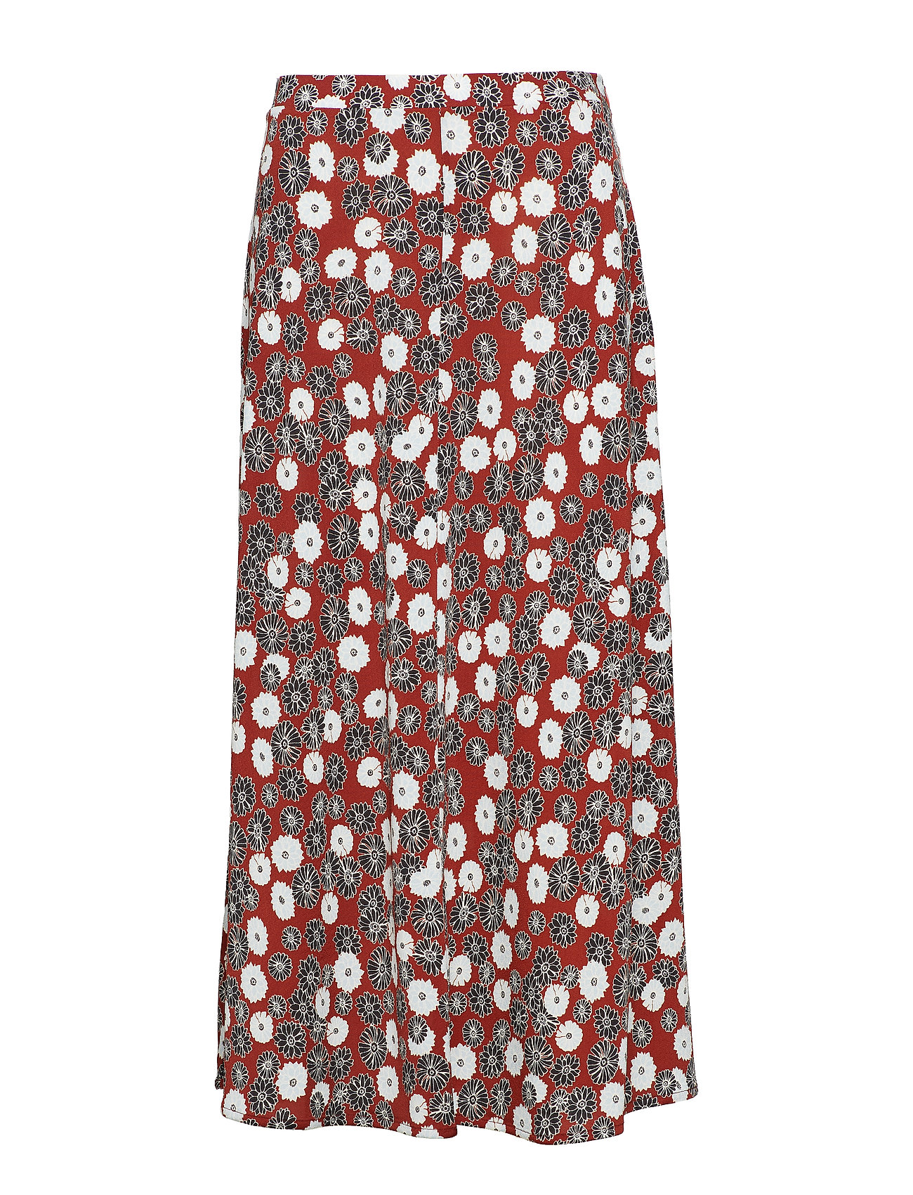Won Hundred Carol J - DAISY FLORAL PRINT RED