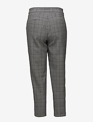 Won Hundred - ELISSA - casual trousers - black white check - 1