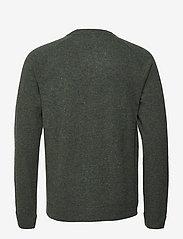 Won Hundred - Martin - basic knitwear - forrest green - 1