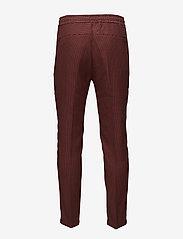Won Hundred - Calvin - pantalons décontractés - rusty red - 1