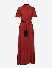 Won Hundred - ELENA LONG - maxi dresses - rusty red - 0