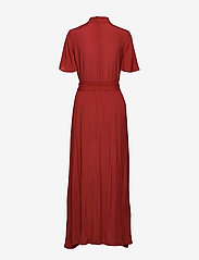 Won Hundred - ELENA LONG - maxi dresses - rusty red - 1