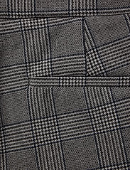 Won Hundred - ELISSA - casual trousers - black white check - 4