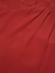 Won Hundred - ELENA LONG - maxi dresses - rusty red - 3