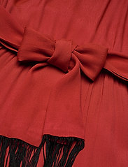 Won Hundred - ELENA LONG - maxi dresses - rusty red - 4