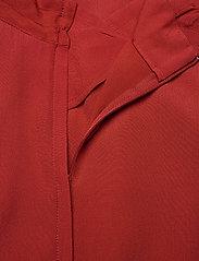 Won Hundred - ELENA LONG - maxi dresses - rusty red - 5