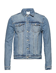 Fourteen Distressed Bue - DISTRESSED BLUE
