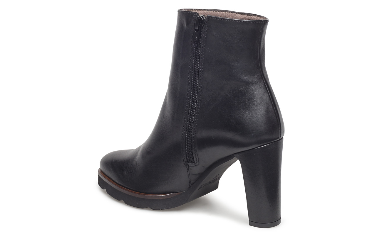 Partie 3532 Supérieure Cuir Foulard Wonders M Synthetic Negro 100 Outsole xFf15Iq