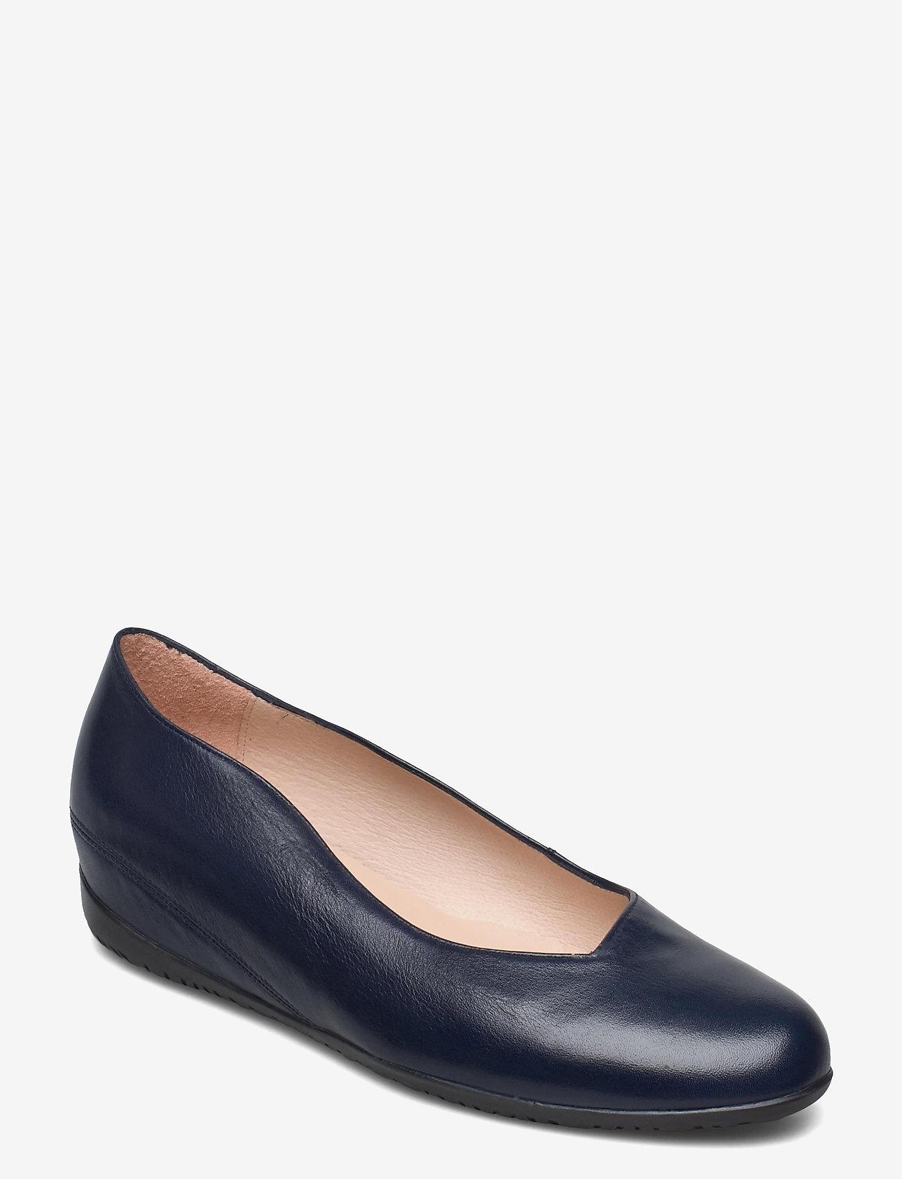 Wonders - A-1120 ISEO - ballerinas - blue - 0