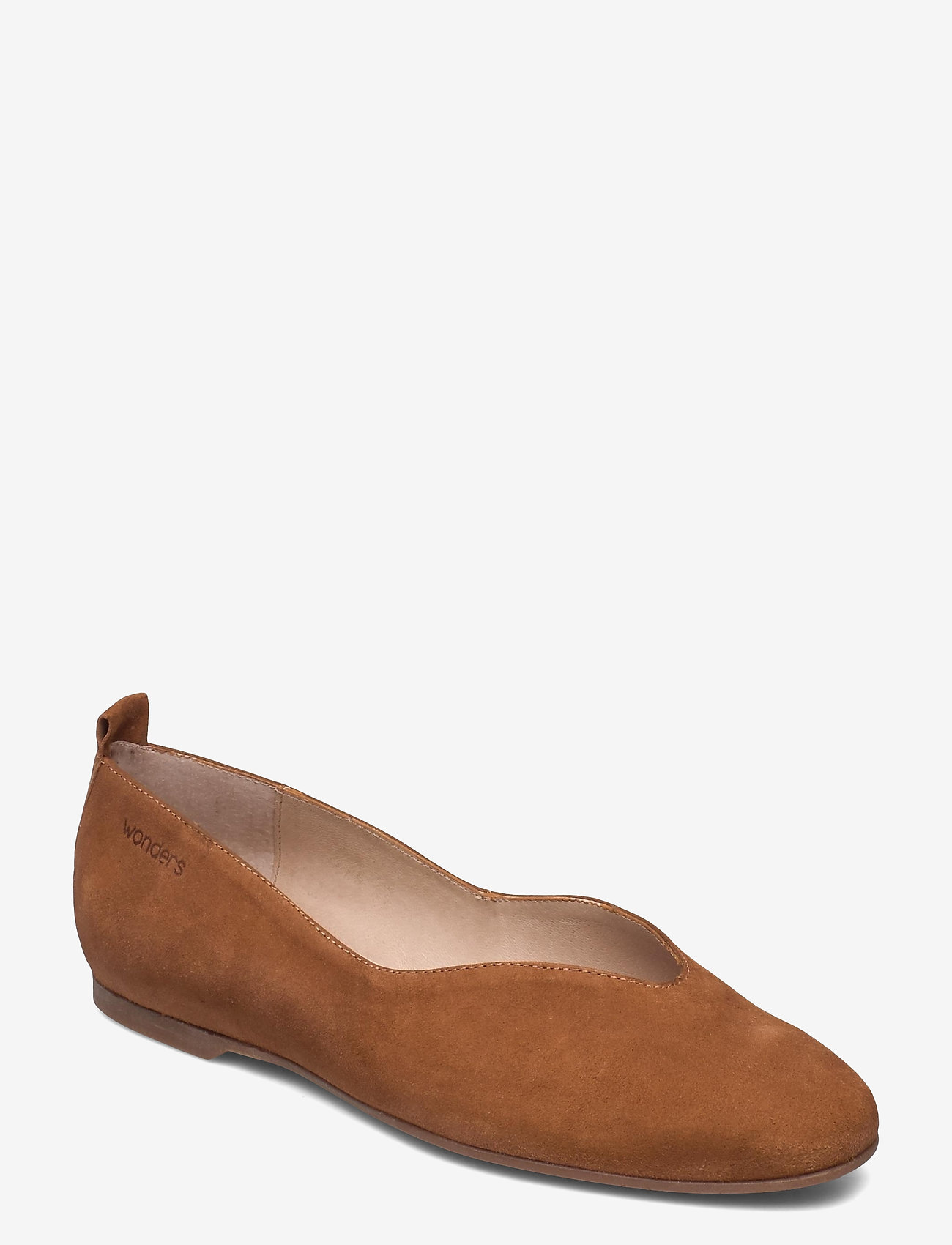 Wonders - A-2101 ANTE - ballerinas - brown - 0