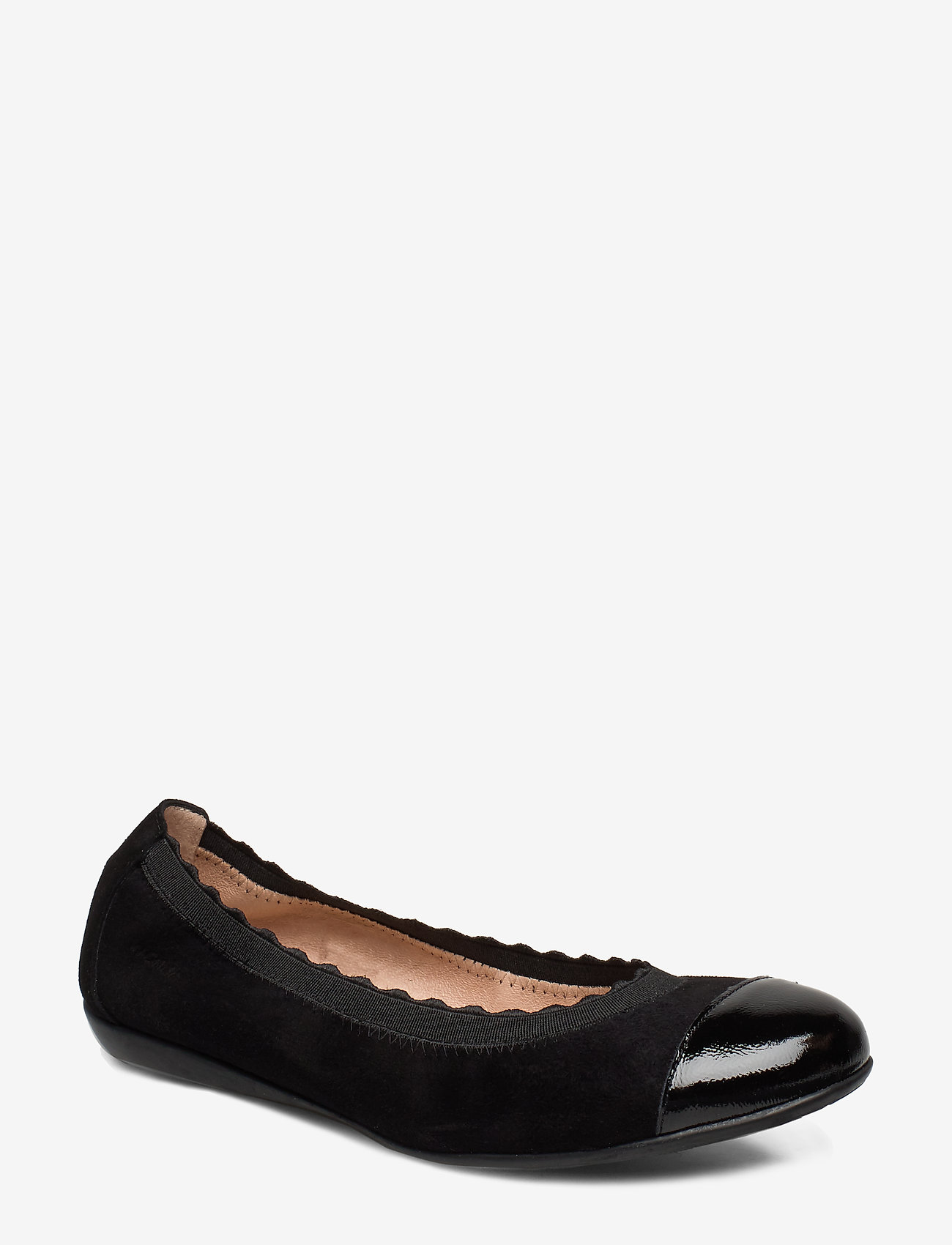 Wonders - A-6170 - loafers - black - 0