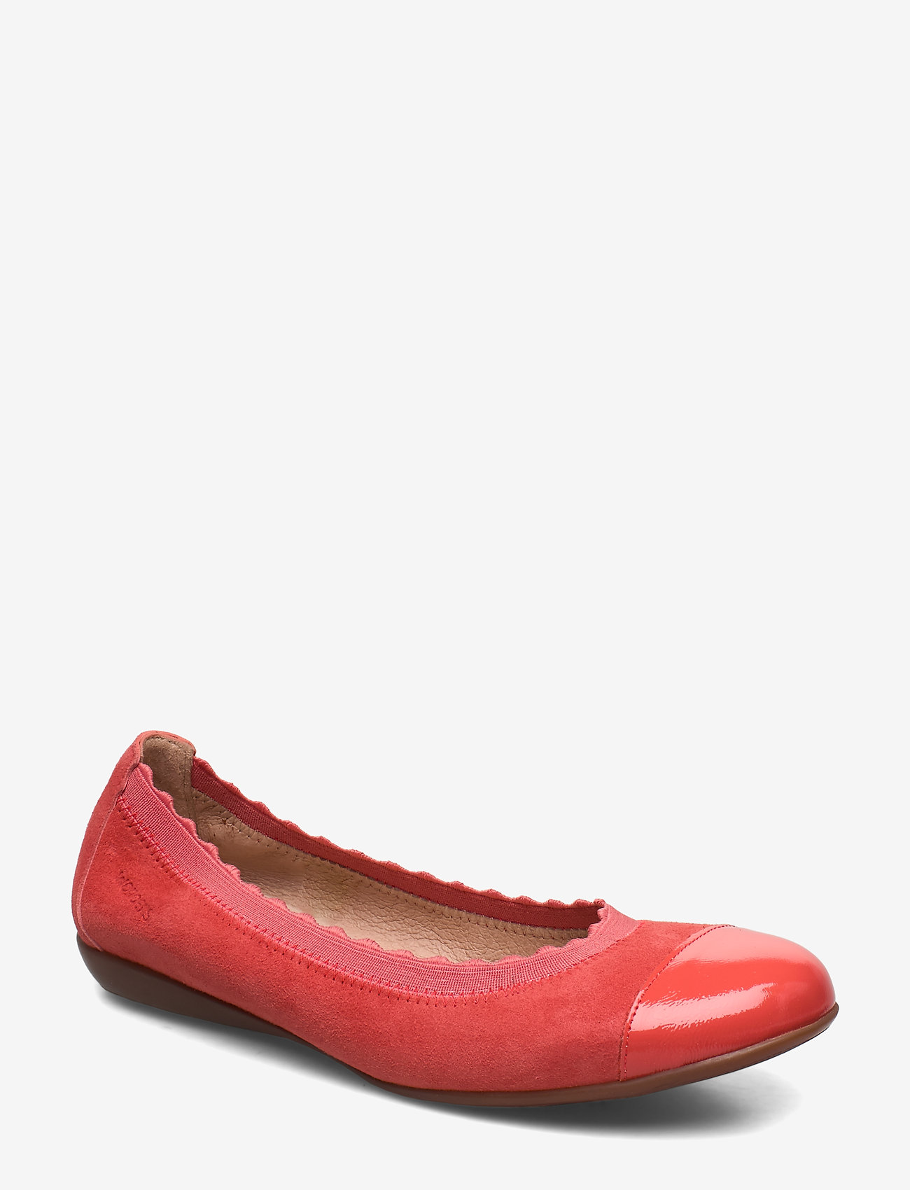 Wonders - A-6170 - loafers - coral - 0