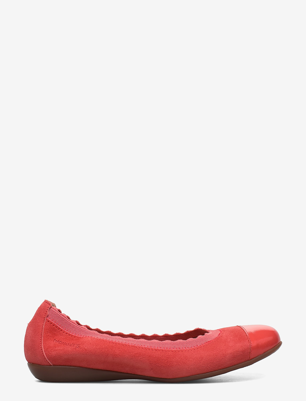 Wonders - A-6170 - loafers - coral - 1
