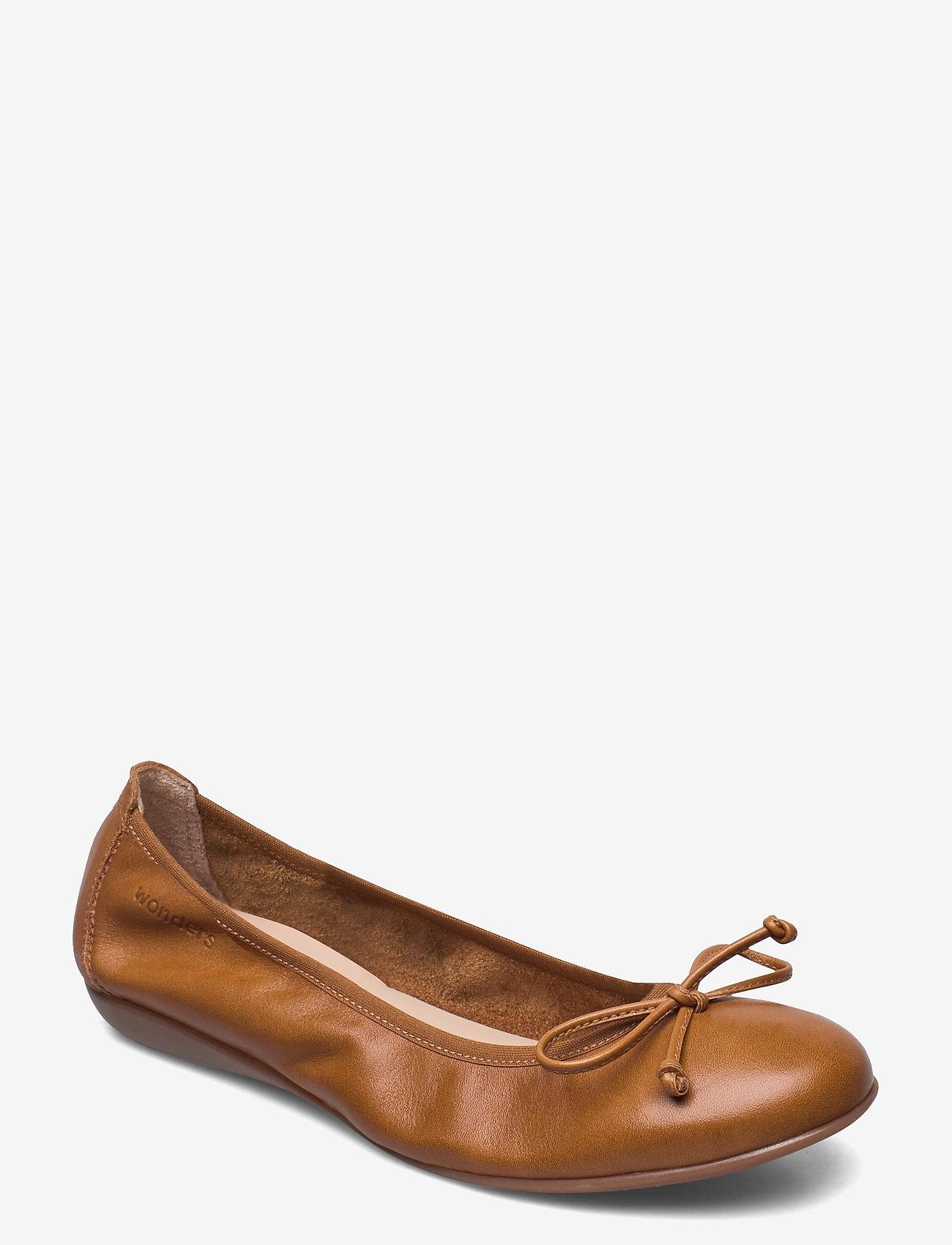 Wonders - A-6191 ISEO - ballerinas - brown - 0