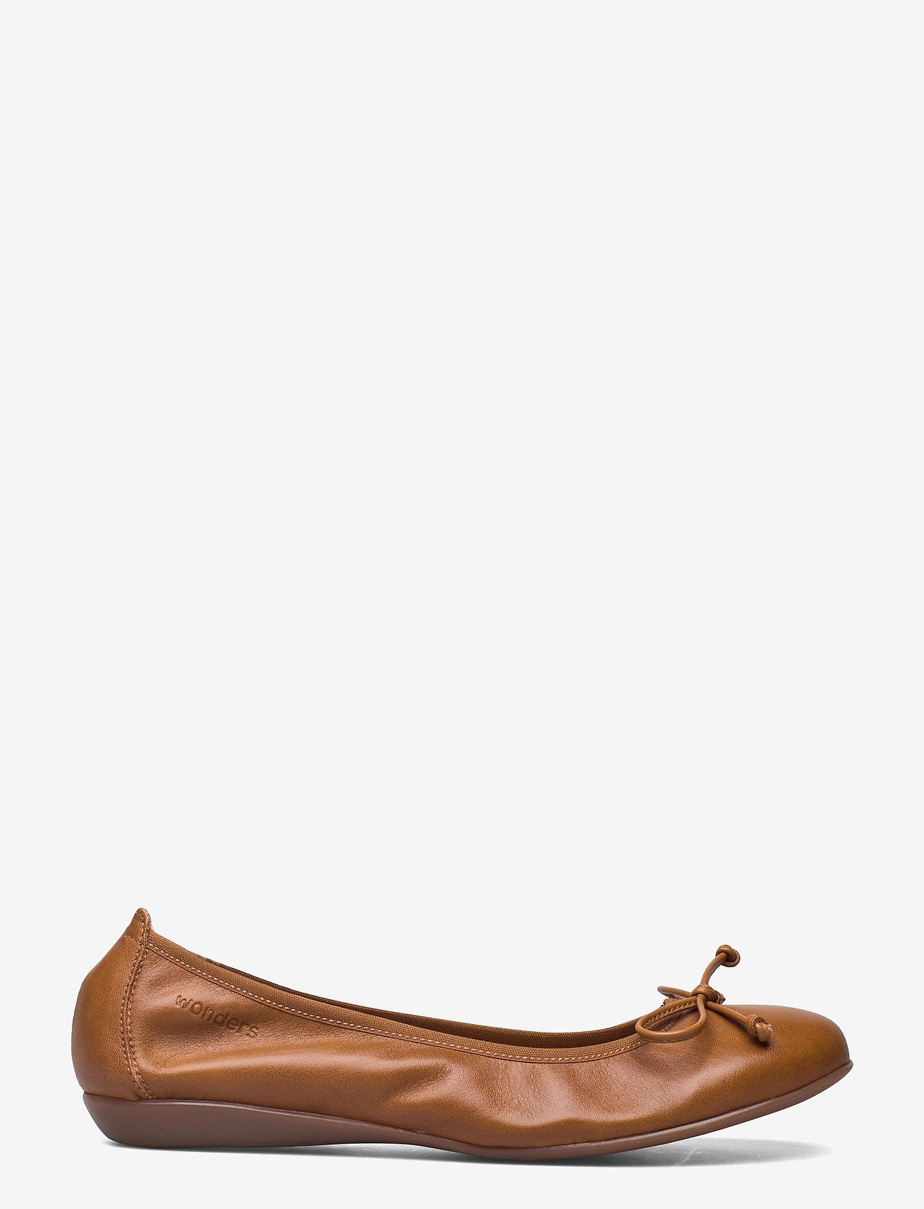 Wonders - A-6191 ISEO - ballerinas - brown - 1