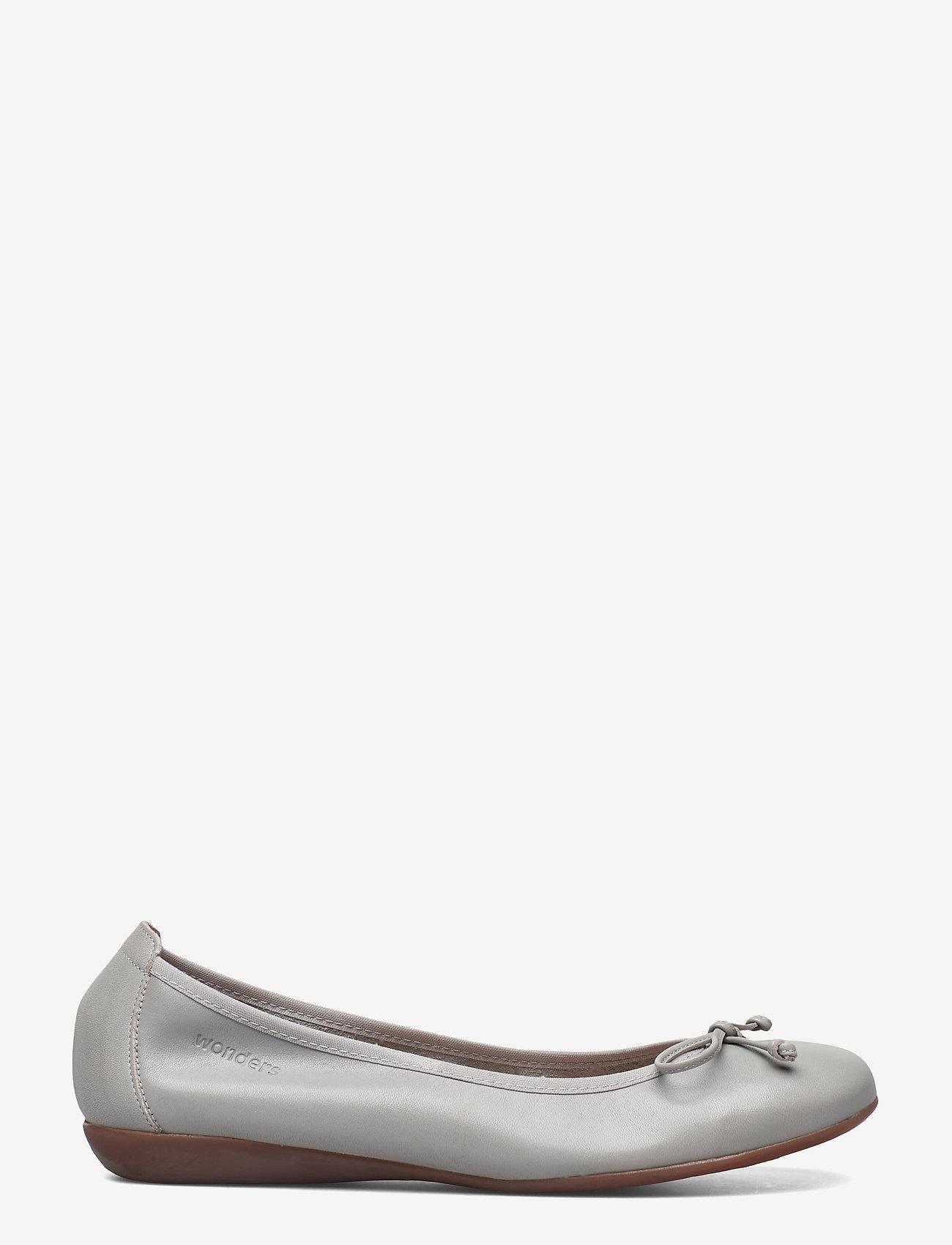 Wonders - A-6191 ISEO - ballerinas - grey - 1