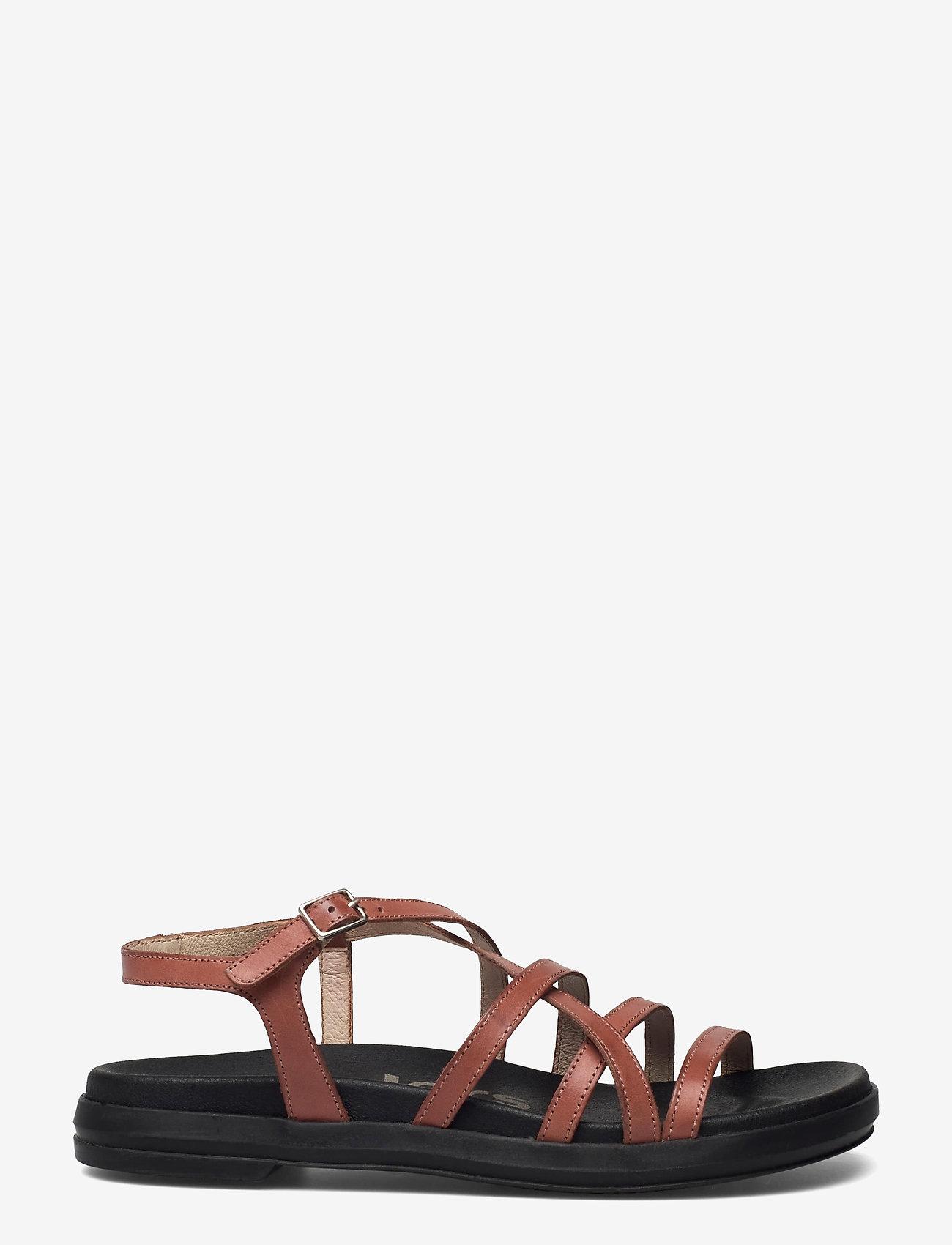 Wonders - B-7412 PERGAMENA - platta sandaler - brown - 1