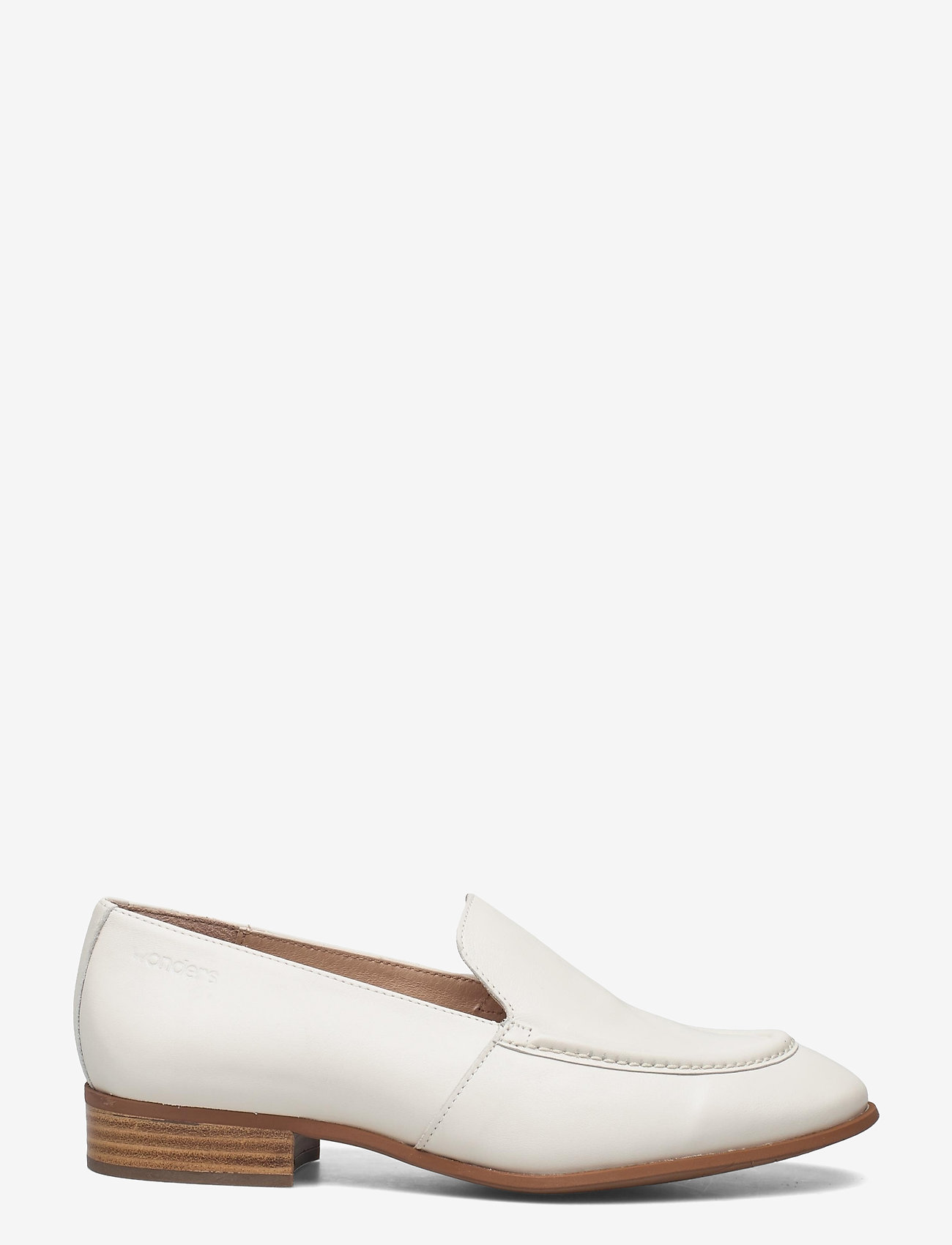 Wonders - B-7610 LACK - loafers - white - 1
