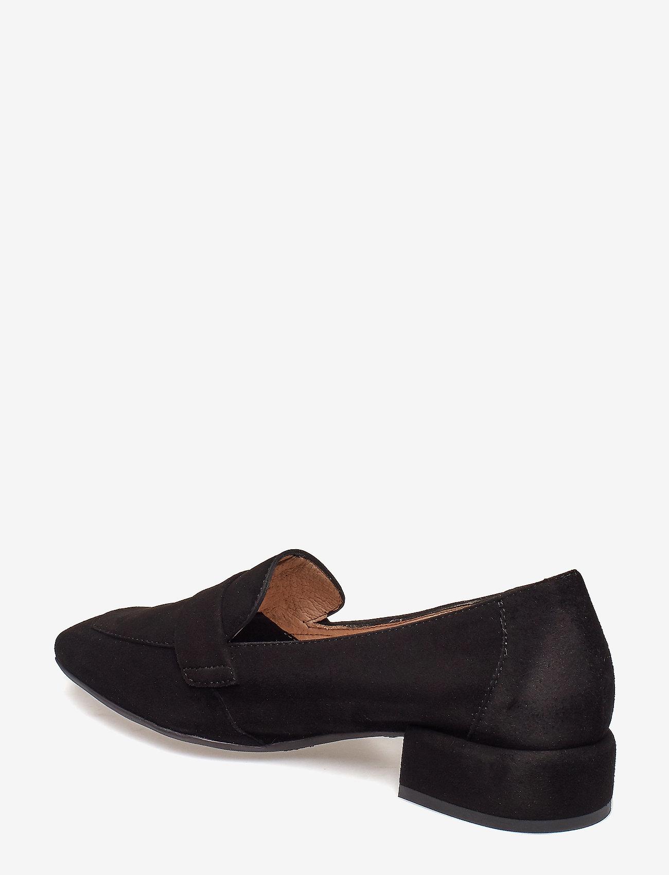 Wonders - C-5020 - loafers - black - 1
