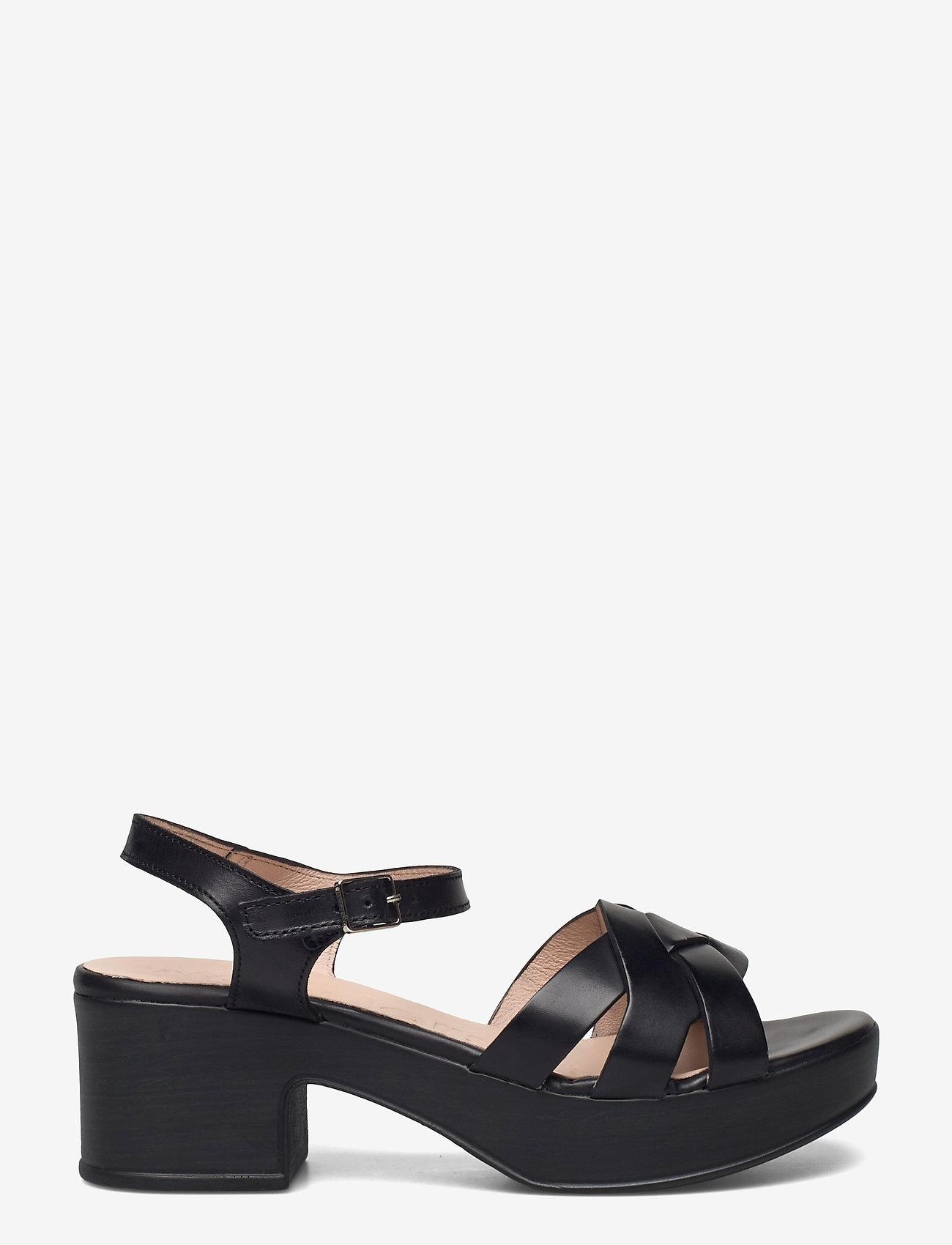 Wonders - D-8811-P PERGAMENA - högklackade sandaler - black - 1