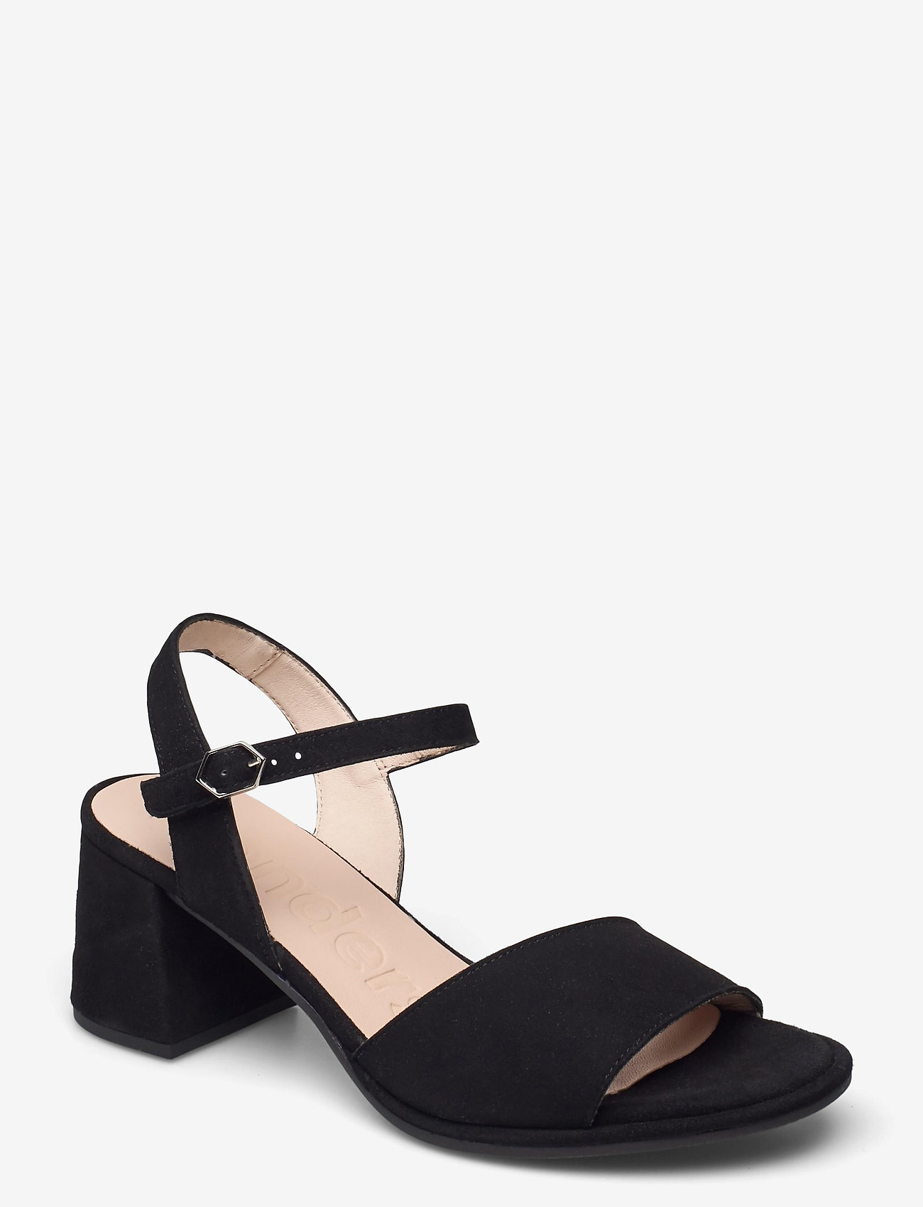 Wonders - F-7202 ANTE - högklackade sandaler - black - 0