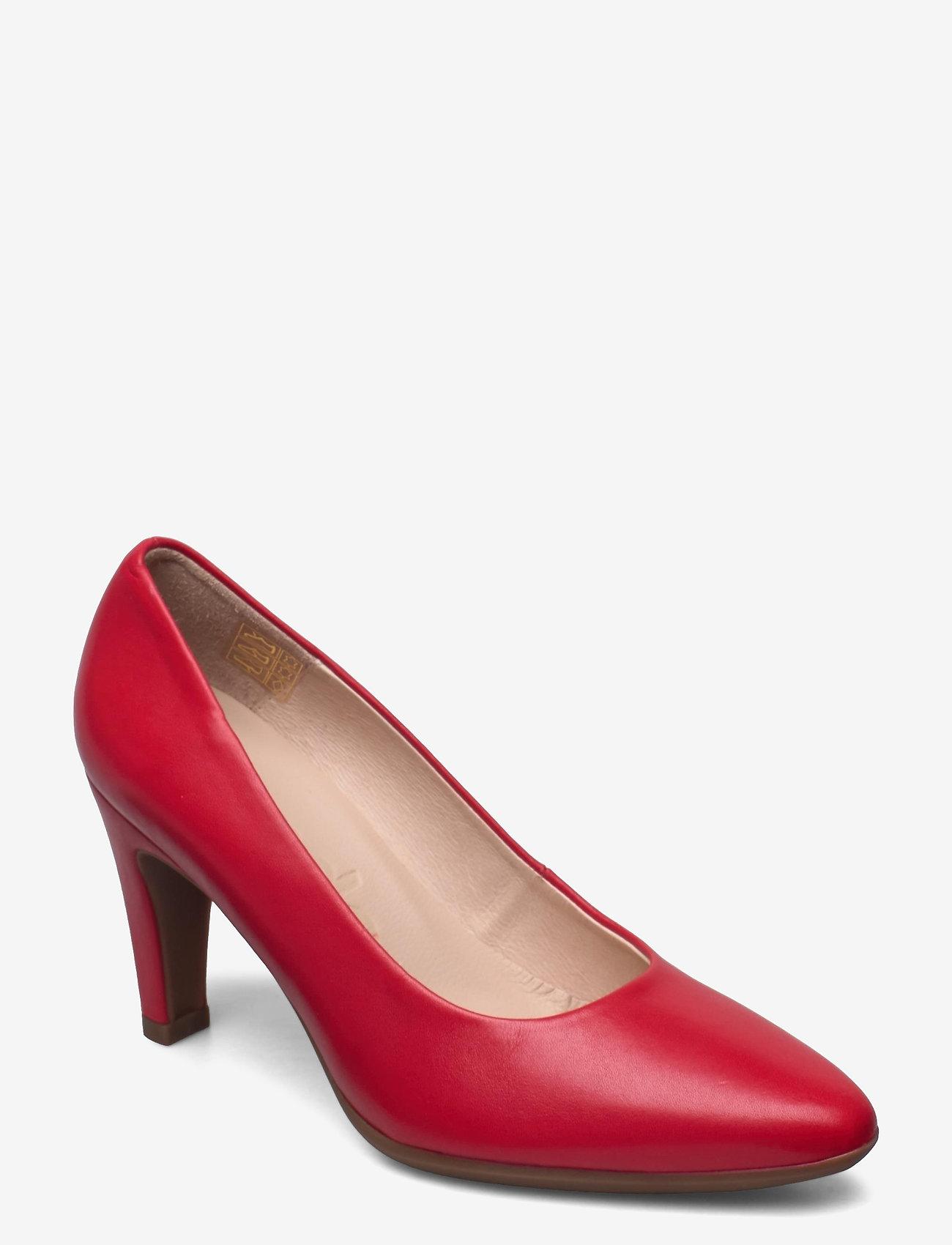 Wonders - M-4220 - klassiska pumps - red - 0