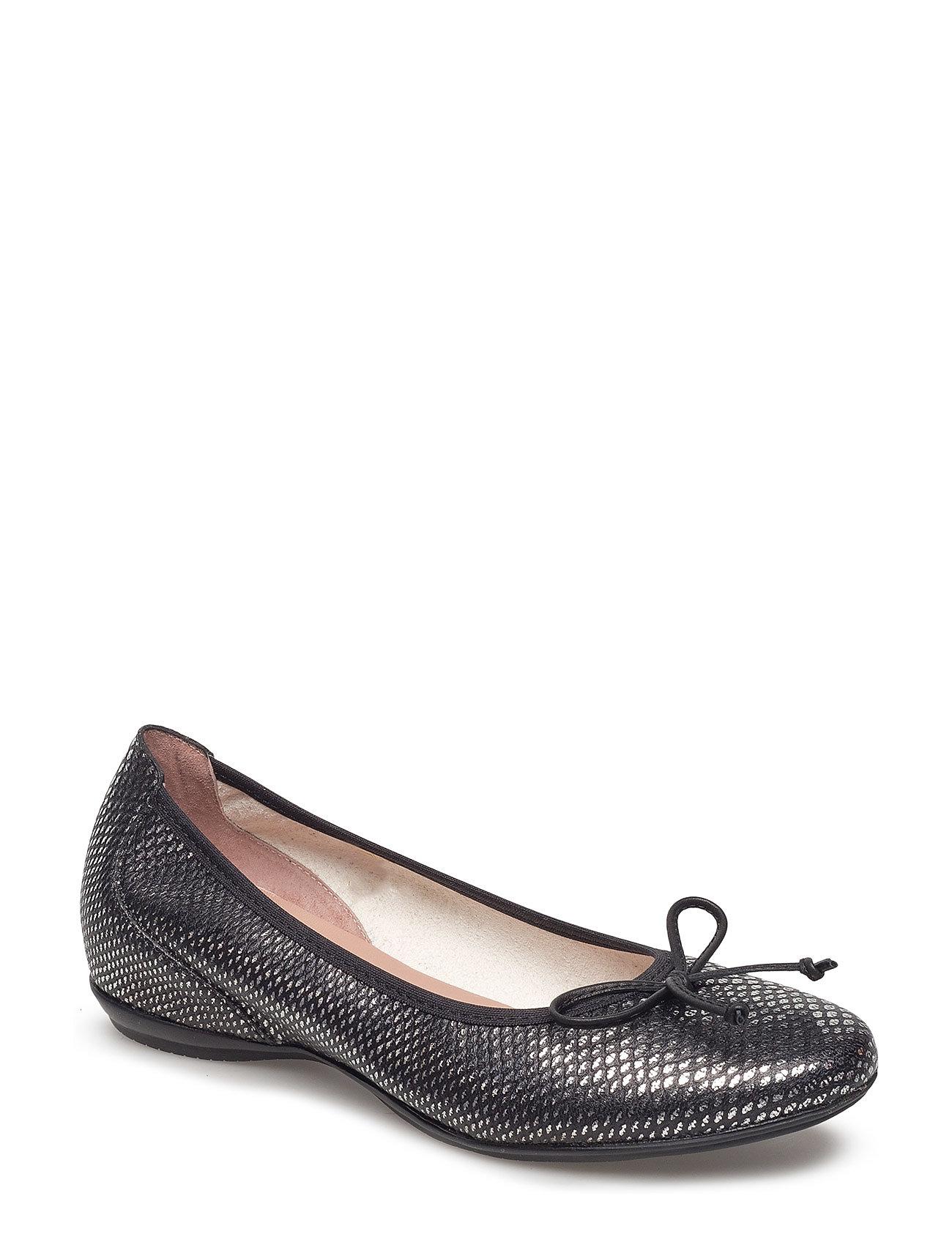1d83c9c0ffa A-3093 ballerina sko fra Wonders til dame i CARUNG NEGRO - Pashion.dk
