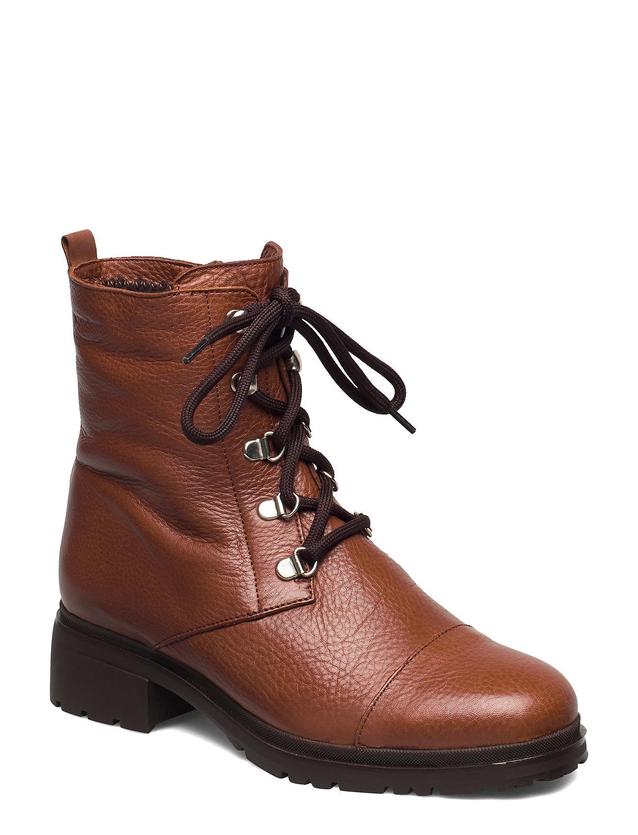 C 3511 Støvlet Chelsea Boot Sort