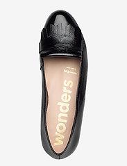 Wonders - A-1121 ANTE - ballerinas - black - 3