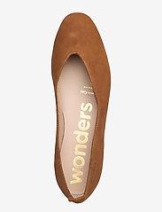 Wonders - A-2101 ANTE - ballerinas - brown - 3