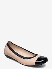 A-4723 ISEO - NUDE AND BLACK