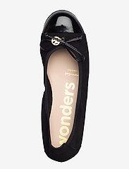 Wonders - A-6134 ANTE/LACK3 - ballerinas - black - 3