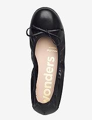 Wonders - A-6191 ISEO - ballerinas - black - 3